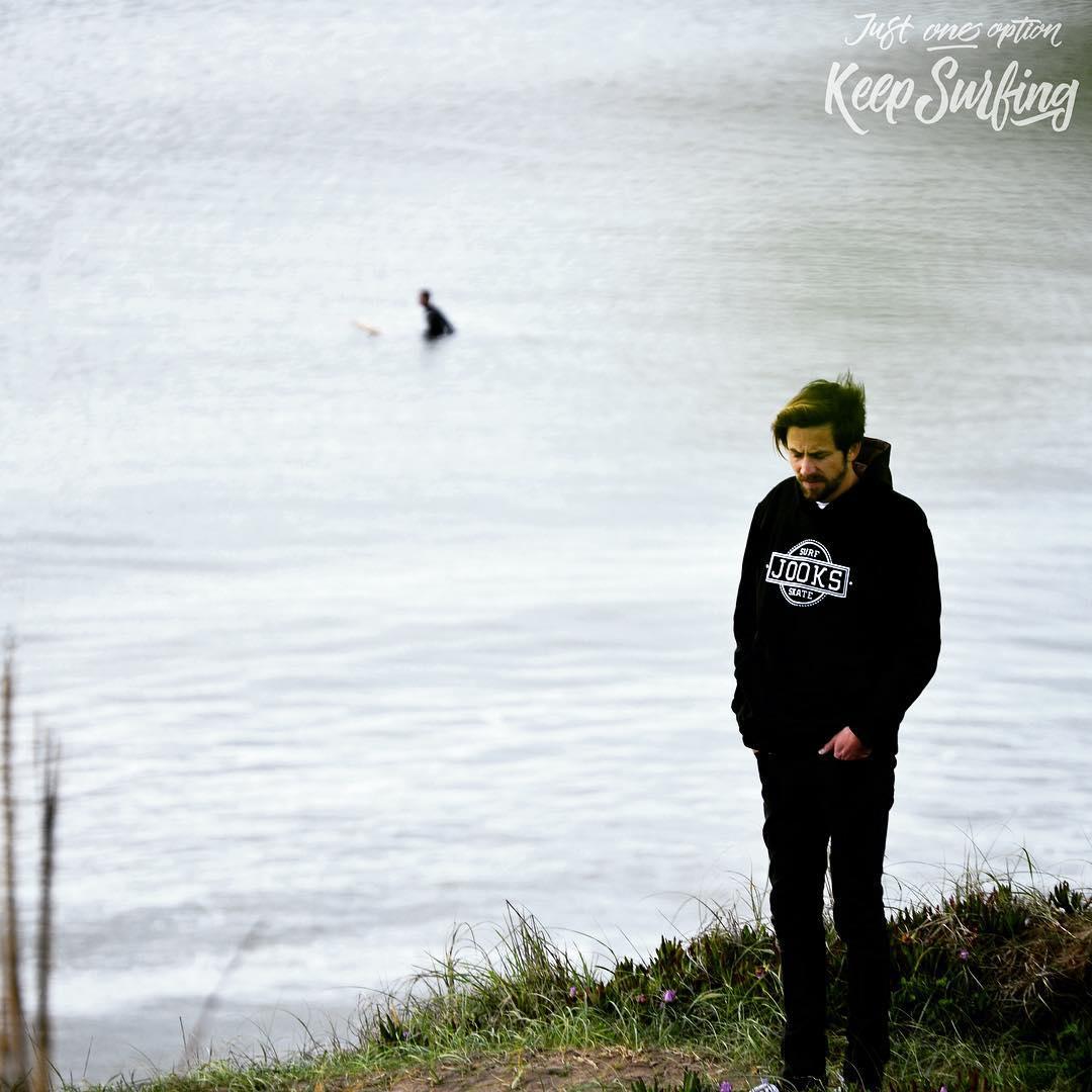 Temporada primavera verano 16 #Jooks Buzo liviano S&S  Ph: @dukswell El: @andres_wingord #surf #surfshop #skateshop #photograpy