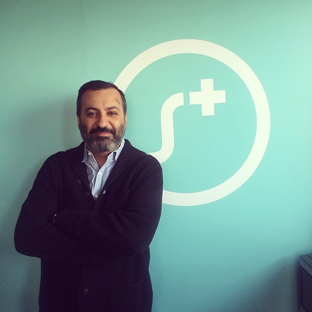 We were blessed to have @milkstudios boss @mazdackrassi visit us today! He's also a #stokedawards winner and a huge supporter since the beginning. #stokedigniters #stokedhqvisits #stokedneverstops #tndo #makingmoves