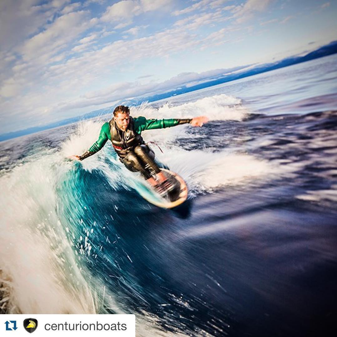 """For immediate release, I am proud to announce earlier this year I signed with Centurion Boats for the 2016 season!!!! I am Honored, Grateful & beyond EXCITED for the EPIC on-water times ahead!!!!! #Repost from @centurionboats: """"#centurionboats adds..."""