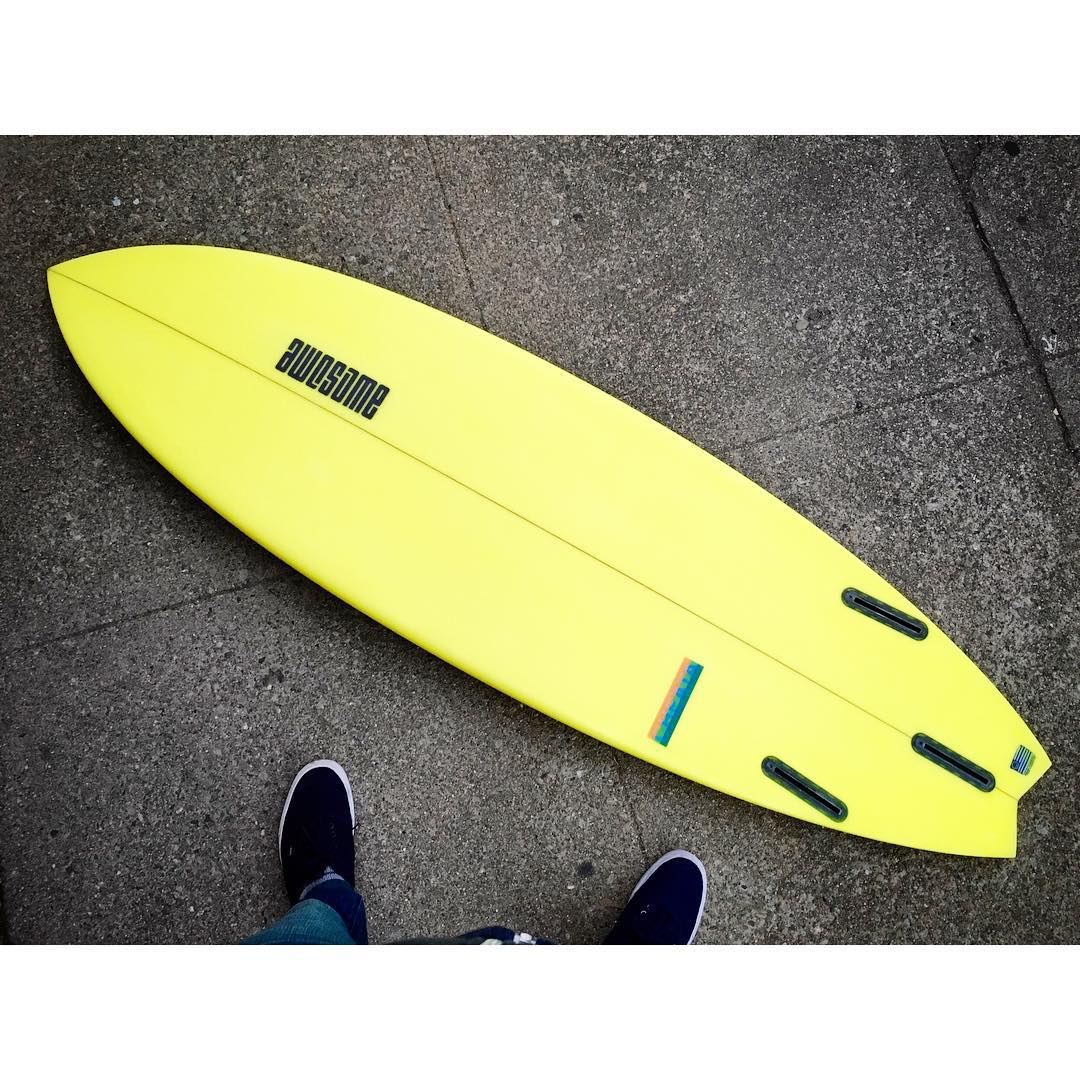 theCheata. like the name says, this board packs a lot of volume into a performance board outline. paddles crazy good.  the swallow tail makes it super versatile. the one board quiver or travel board. 5'11 x 19 1/2 x 2 1/2 with 31.3L shown with in EPS /...