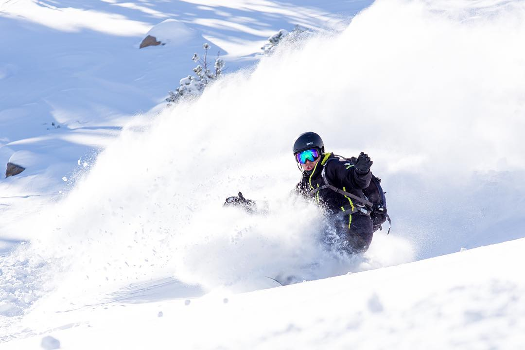 This is what they mean by blower pow!