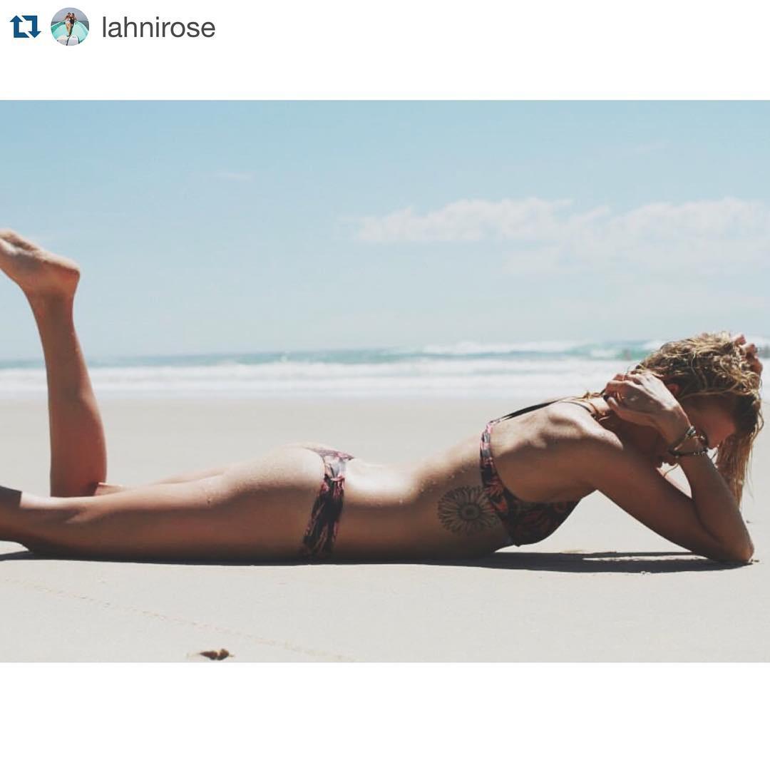 Just beautiful ❤️#Repost @lahnirose with @repostapp. ・・・ Kappy Hay for @kat_wai bikini