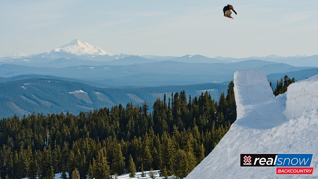 All five brand new #RealSnowBackcountry edits are now LIVE!  Check 'em out on XGames.com.