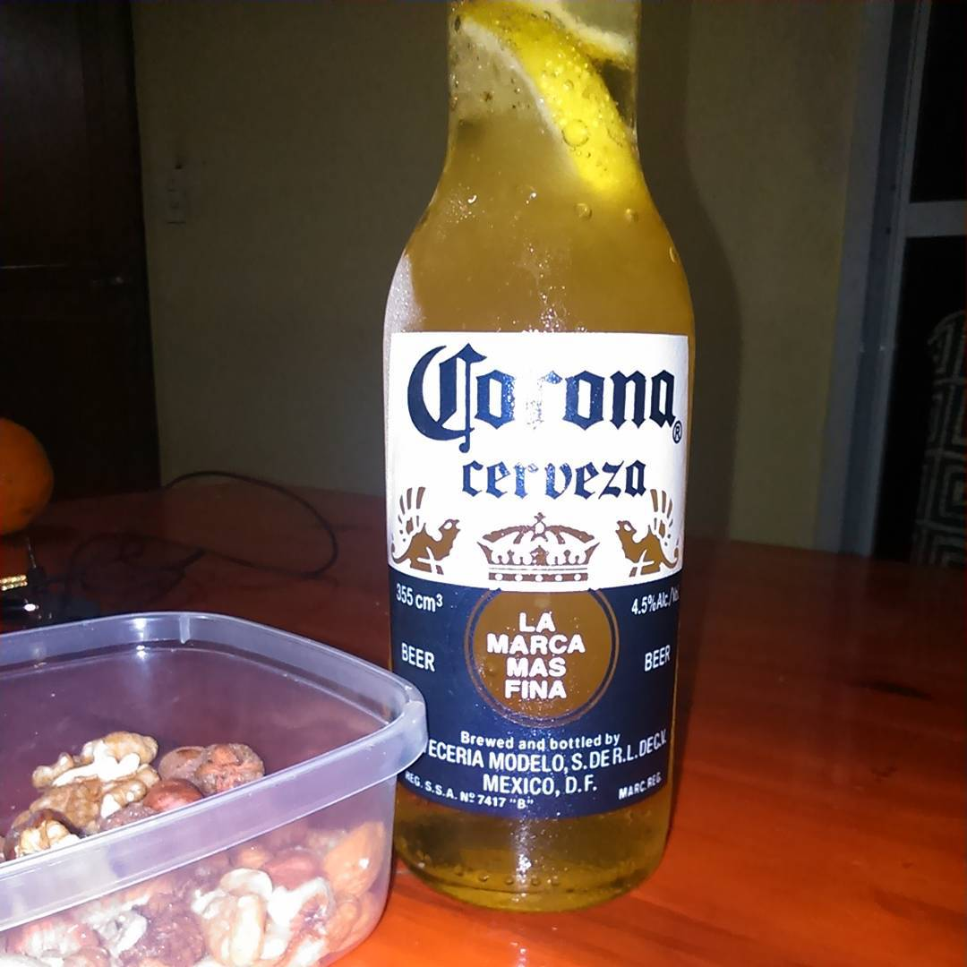 Relajante muscular B-) #Corona