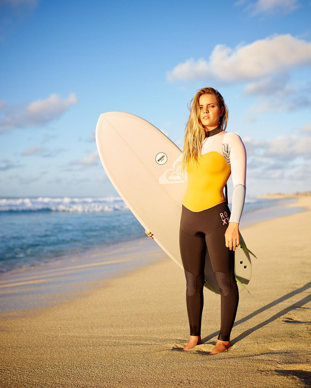 As good as gold #ROXYsurf  roxy.com/surf