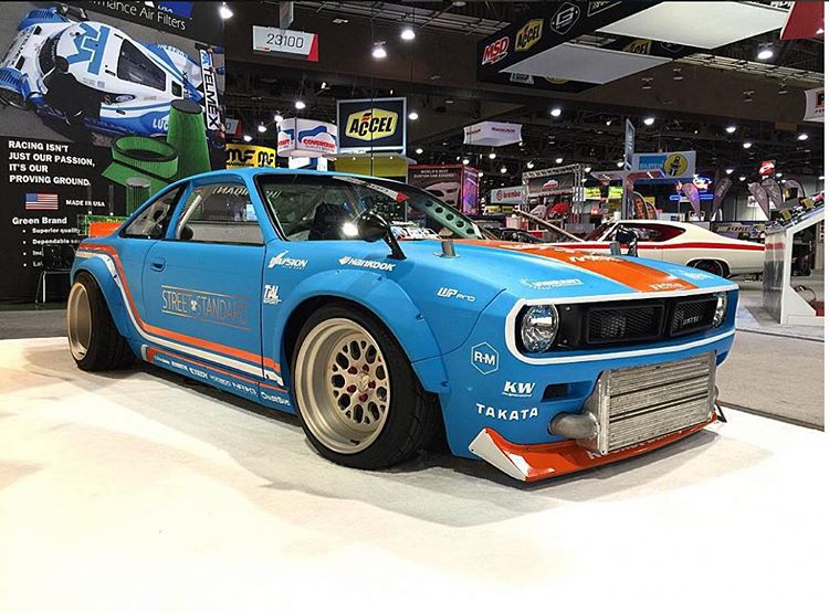Make your way over to our blog on #hooniganDOTcom to see the top picks from SEMA. @coreyhosford's #boss14 made the cut. #HNGNdidSEMA