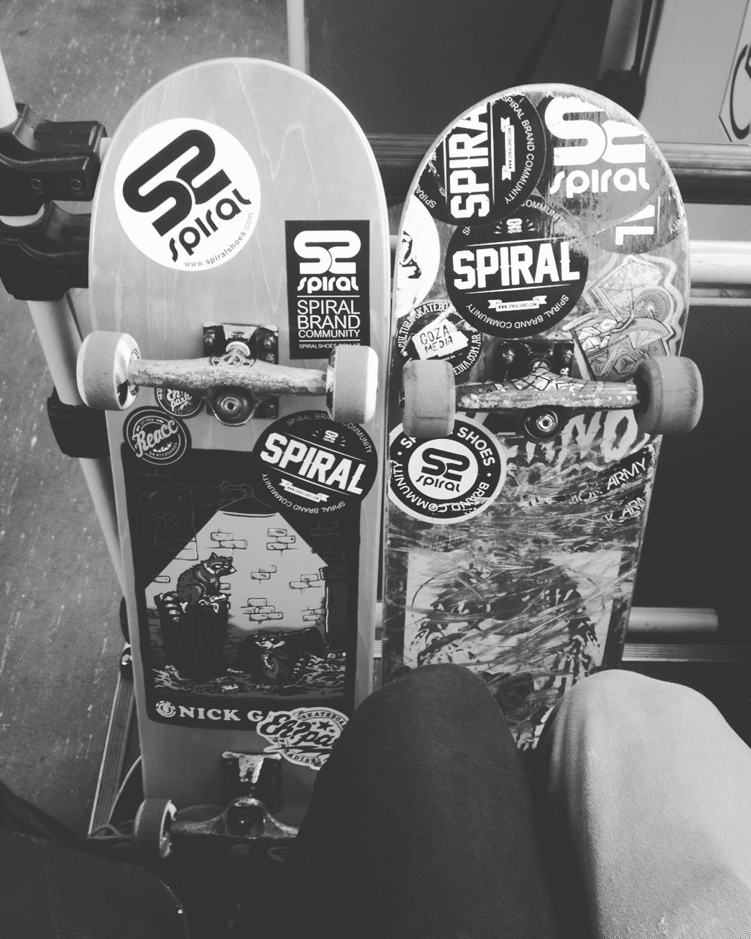 @axlmat @nashprosty Skate Sesion #SpiralSkateboarding #GoSkate #QualityShoes