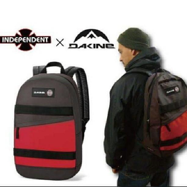 #mochilasdakine #independent con #portaskate La mejor calidad de #mochilas importadas $940 (precio x noviembre)