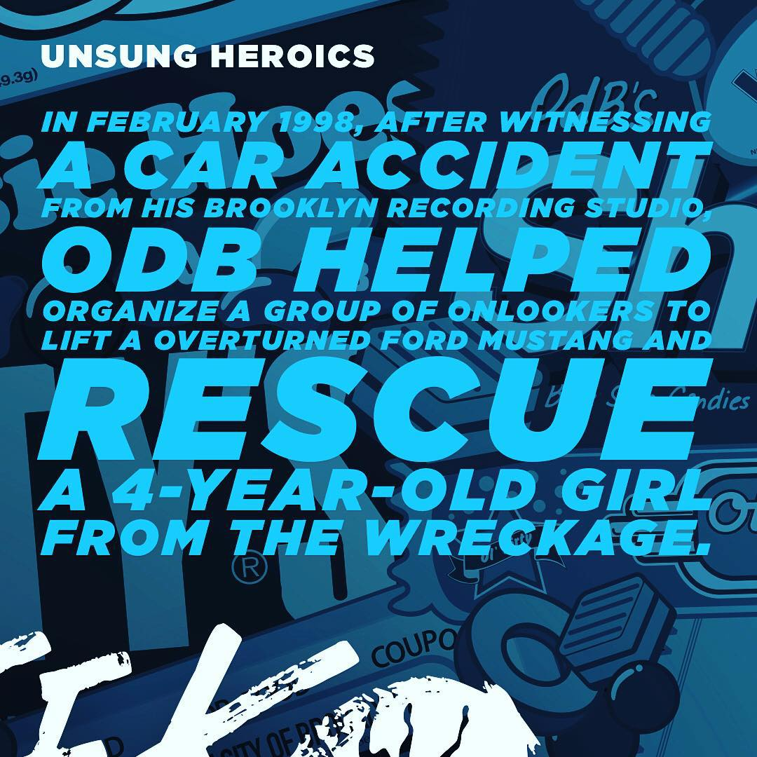 4️⃣ Unsung Heroics: Remembering ODB #ODBWeek