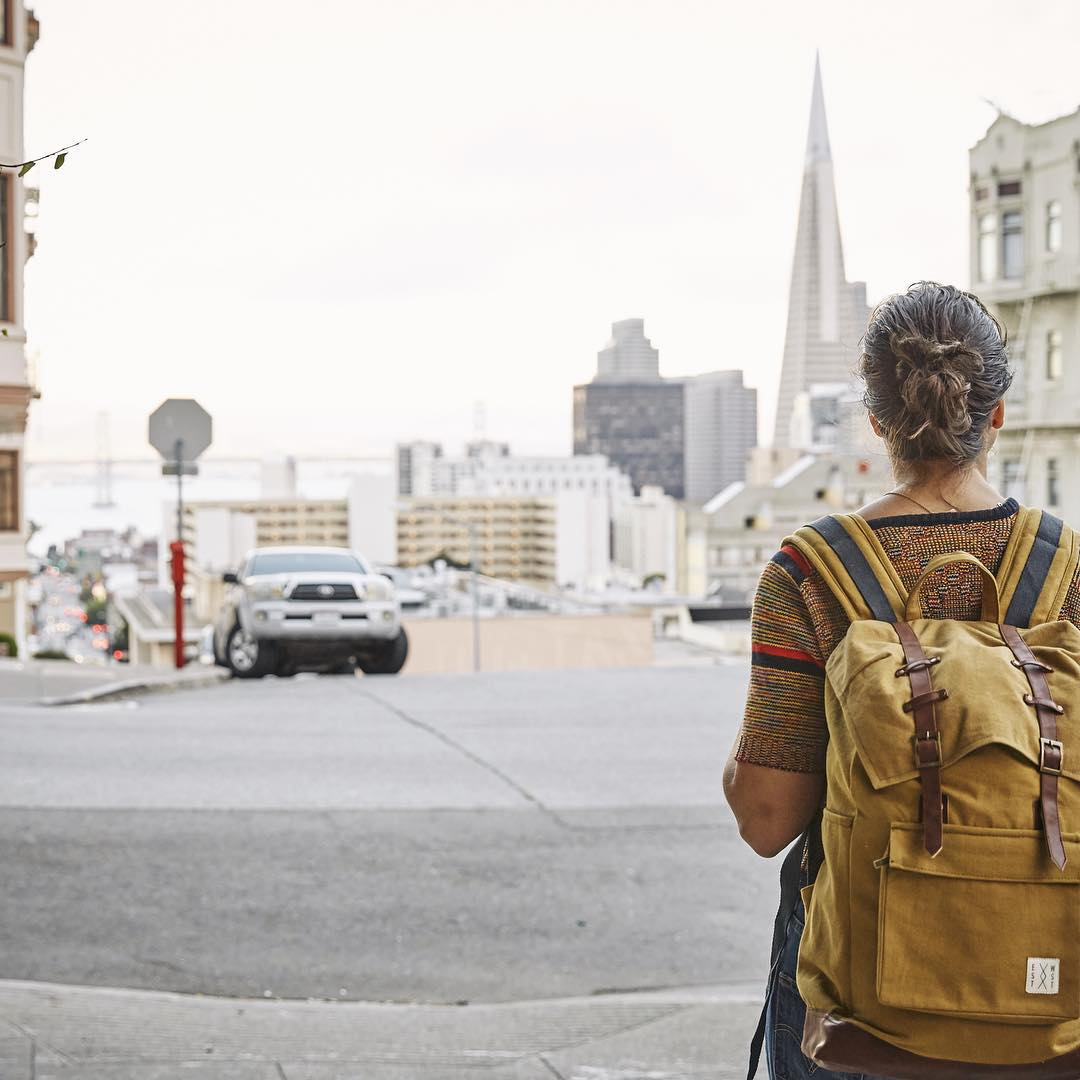 Explore the urban landscape.
