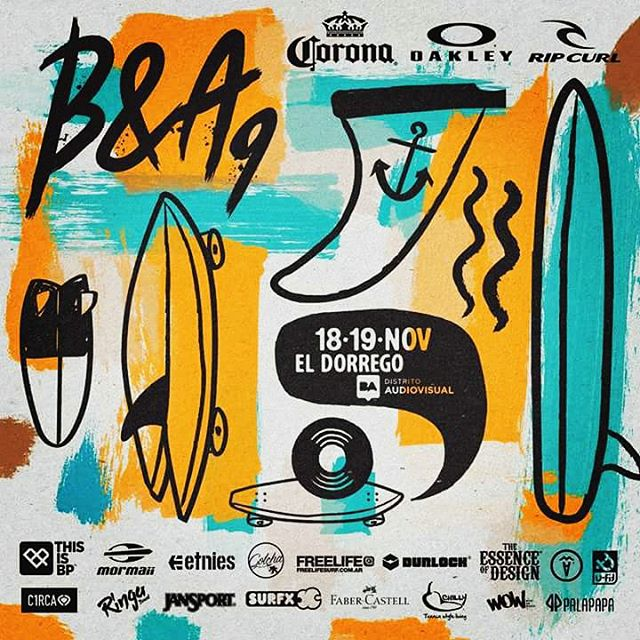 Boards & Art Exhibition en Distrito Audiovisual #Apasionadosporlatabla #Skate #Surf #Wake #Snowboard #lifestyleWOW #Art  #Wildonwater
