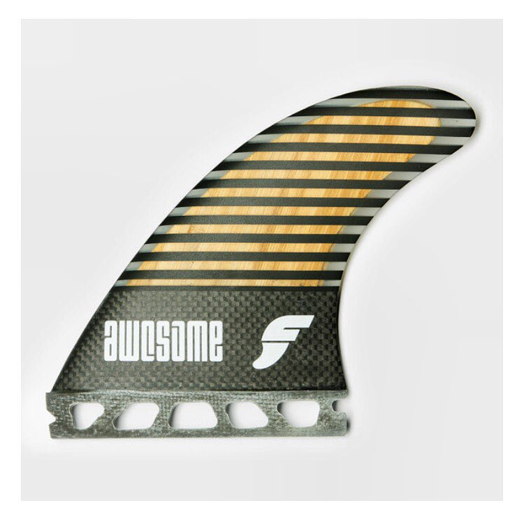 Now for sale. 5 fin @futuresfins  X  @awesomesurfboards  edition.  A very versatile thruster/quad set of fins geared towards surf in the small and medium range. The fin set has a balanced template, allowing it to perform in a variety of conditions. The...