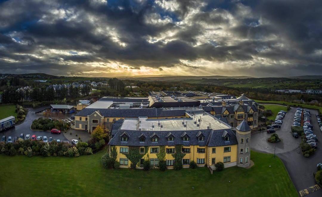 Early Morning in #Ireland with Visual Aerials (@visualaerials)  #DJI #IamDJI