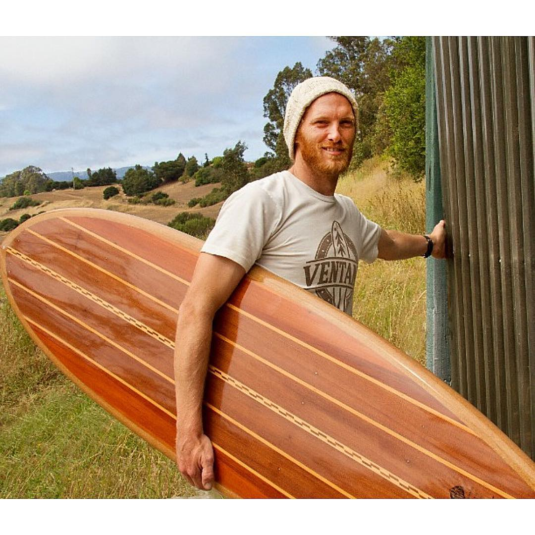 Visit Master Craftsman Martijn Stiphout & the @ventanasurfboards crew at their @westcoastcraft art booth this weekend at Fort Mason. 5% of their profits will be donated to our #sfsurfrider. #stoked #sanfrancisco #sf