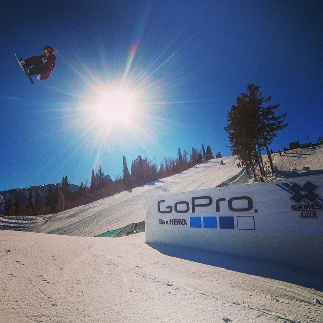Where are you making turns this weekend? #XGames #GoShred
