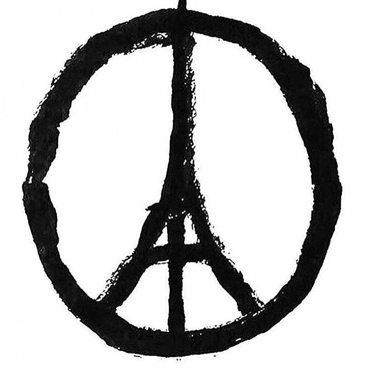 Liquid Force will #PrayForParis