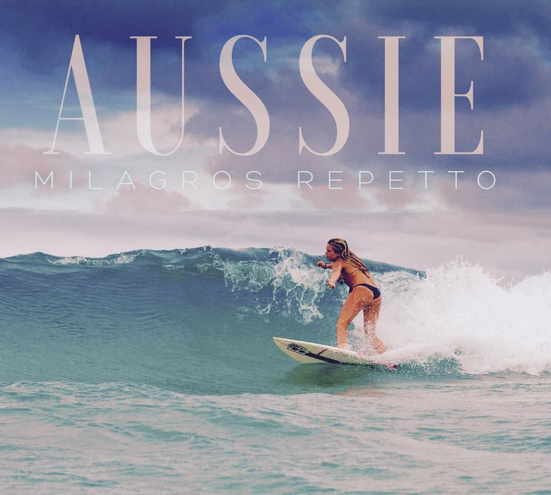 Milagros Repetto - ph: brad bessant #gotcha #surf #iconsneverdie