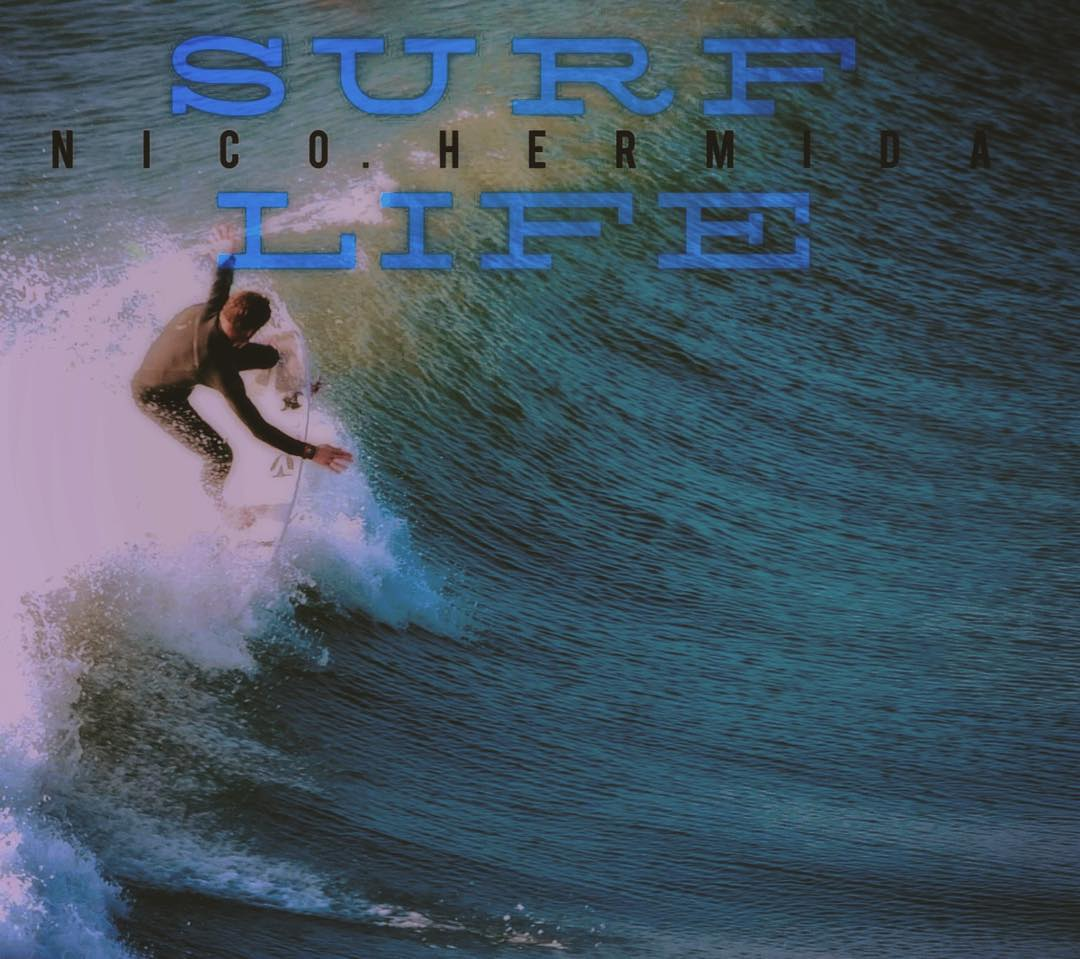 Nicolas Hermida - #gotcha #iconsneverdie #surf