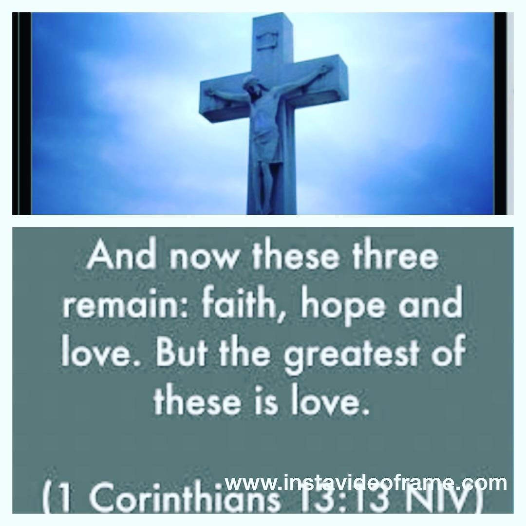 When I saw the Attacks on #Paris last night this is the only symbol I could think of ! The Cross . And Corinthians 13:13 . If the world just followed this verse it would be a different place!! #Love ! God says Love NEVER Fails ! NEVER.  Killing...