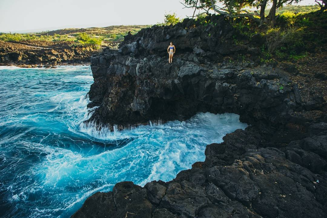 Hi MI OLA friends! @findmeoutside here! I'm excited to share some photos with you from my recent trip to Kona, HI and tell you a little more about myself! I currently live in Bend, OR and I am a full-time radiology tech student graduating in just 4...