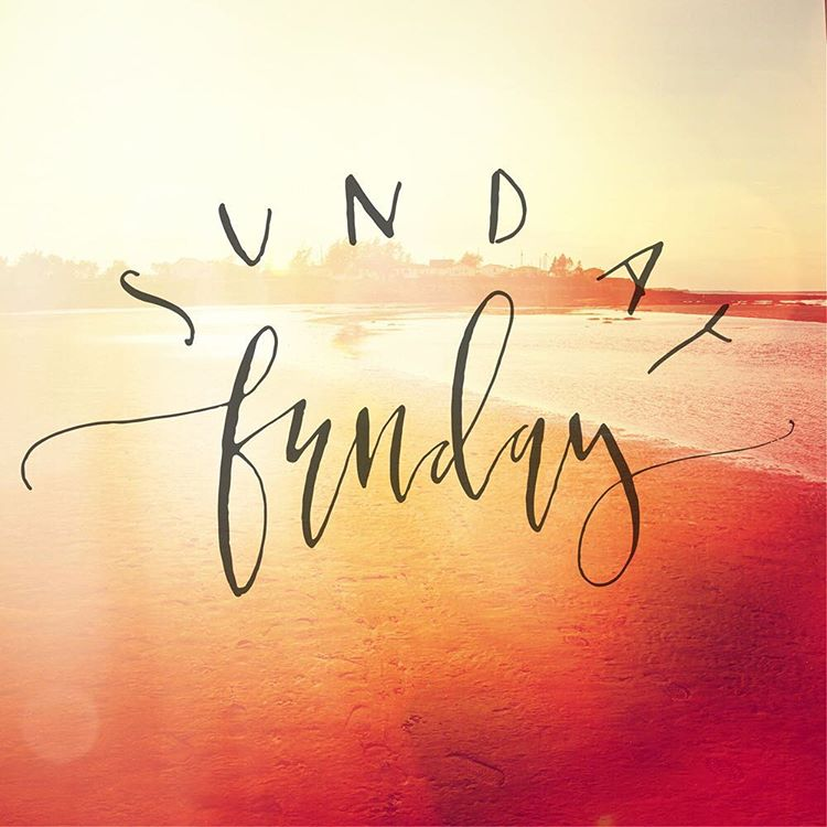 What are your favorite Sunday Funday  activities?