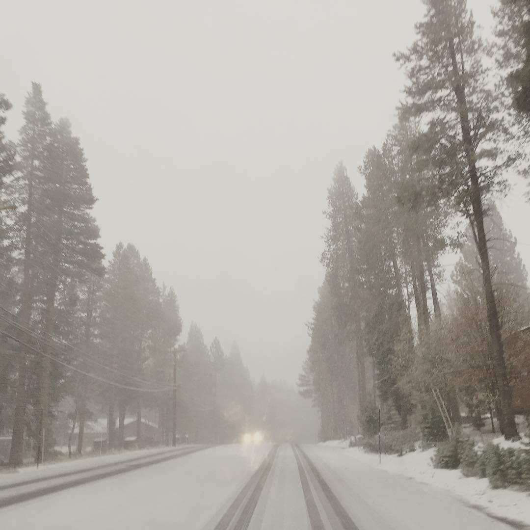 It is happening again!  #letitsnow, #winterishere, #ca89