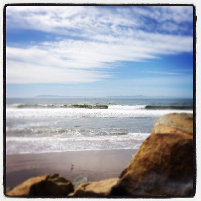 Fun waves in ventura today!