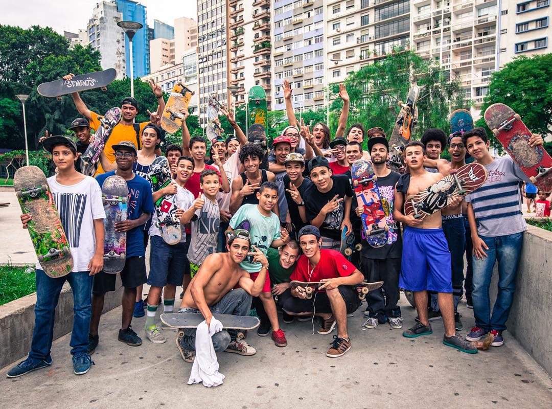 big thanks to all the Brazilian rippers that we had a chance to skate with this past week, video coming in the new year! >>> @starheadbody @westgatebrandon @masonsilva @klausbohms @lucasxaparral @gabrielfortunat @instamolusco @glauberrmarquess >>>...