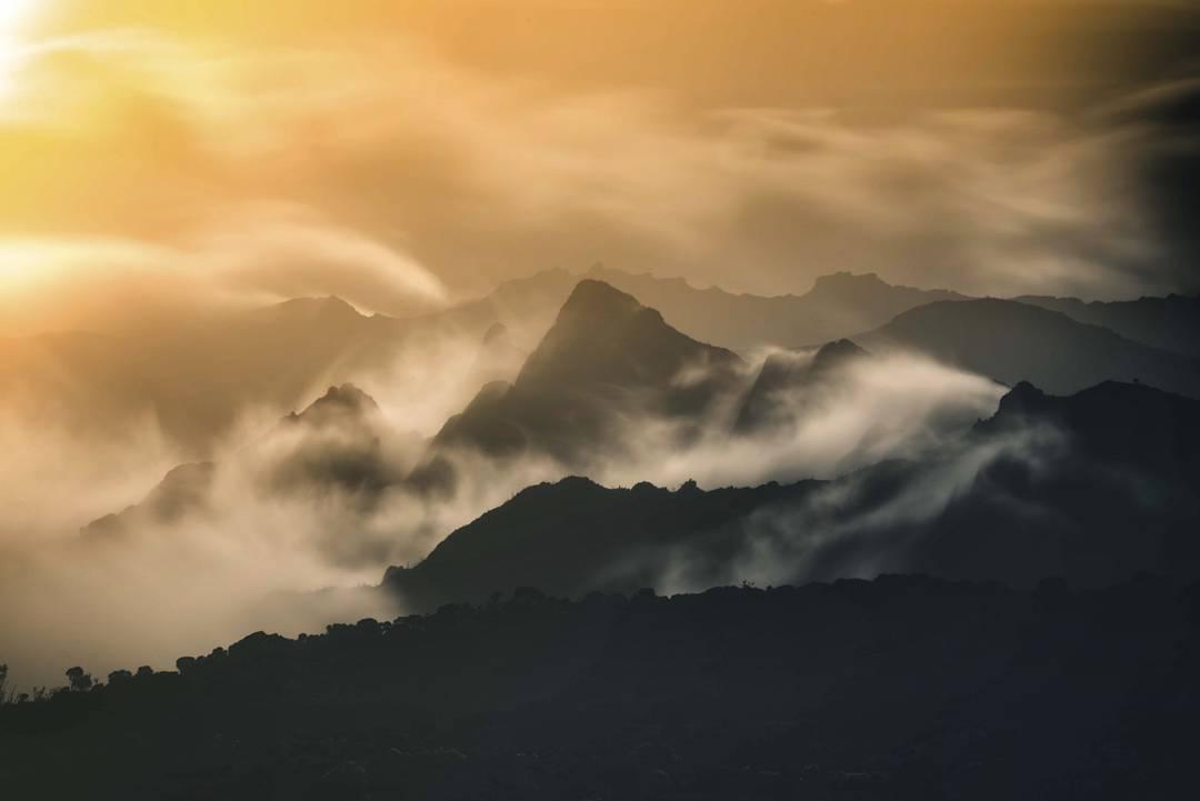 Sunrise from high on Kilimanjaro. #getoutstayout  Photo: @ladzinski