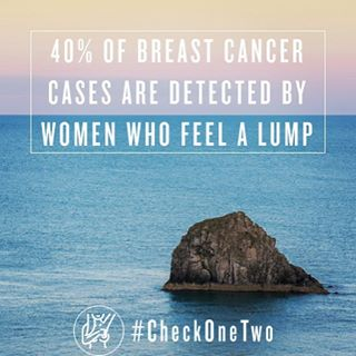 Take your health into your own hands, and you can save your life! When breast cancer is detected in Stage I, there is a 98.6% survival rate.  What can you do today to reduce your risk? 1. Learn how to #checkonetwo and do a breast self-exam (BSE) at...