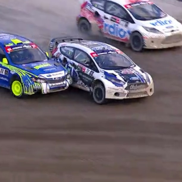 Get ready for racing tomorrow! @globalrallyx #grc