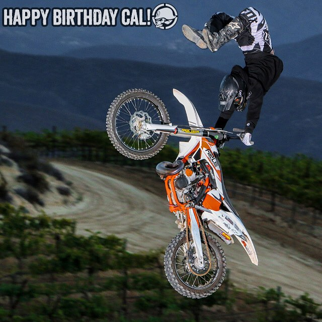 Let's all wish @CalValloneFMX a very #HappyBirthday