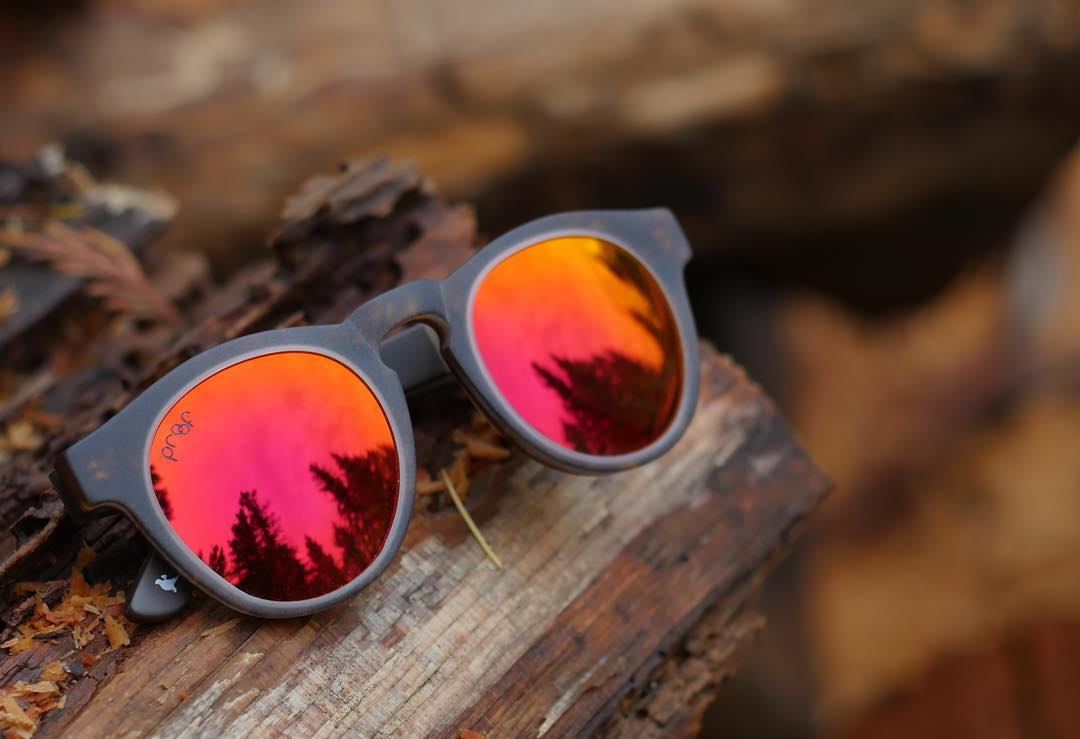 The Banks is on fire (figuratively) - shop our newest eyewear at iwantproof.com! #iwantproof