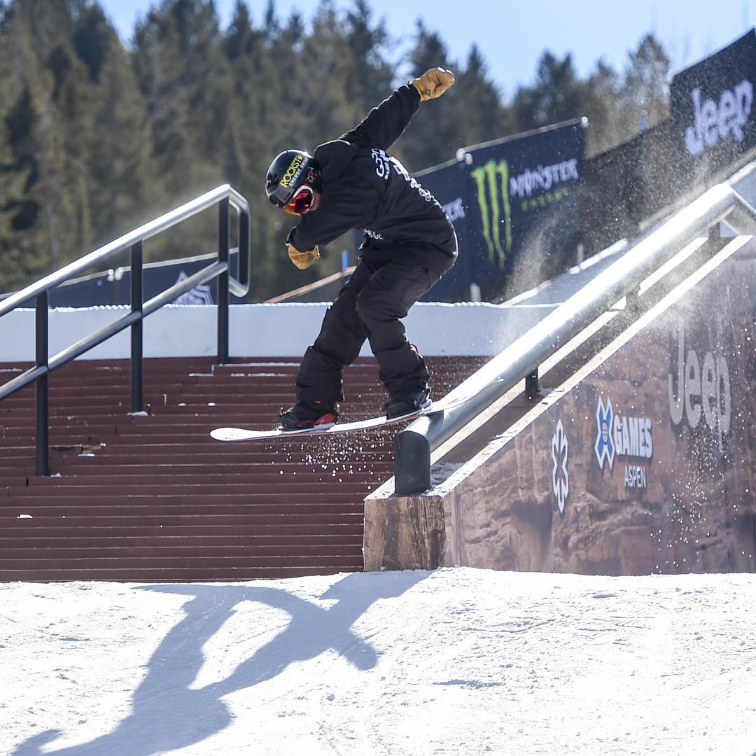@TorsteinHorgmo, @SageKotsenburg and @SebToots are among the snowboard athletes invited to compete at #XGames Aspen!  Click the link on our profile page to check out the complete list. (