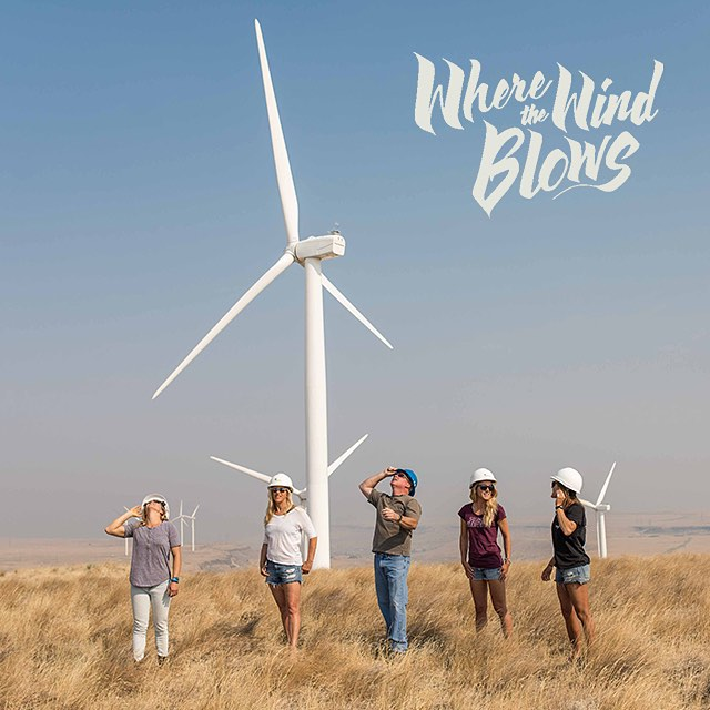 The final release in the Where The Wind Blows series drops Thursday! This one follows along with all the ladies as they explore the power of