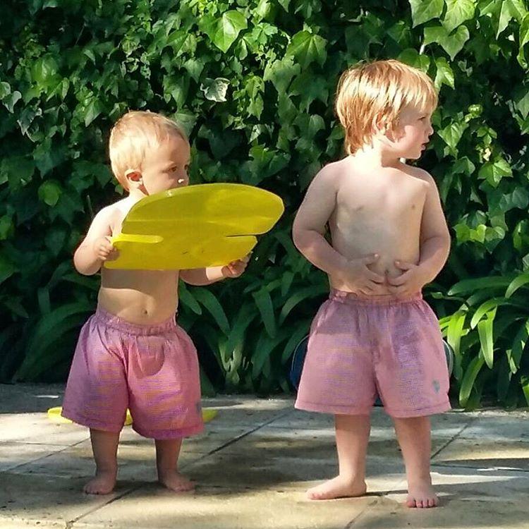 Y a las mujeres se les cae la baba en 3...2... #metiendopanzita  #baby #babies