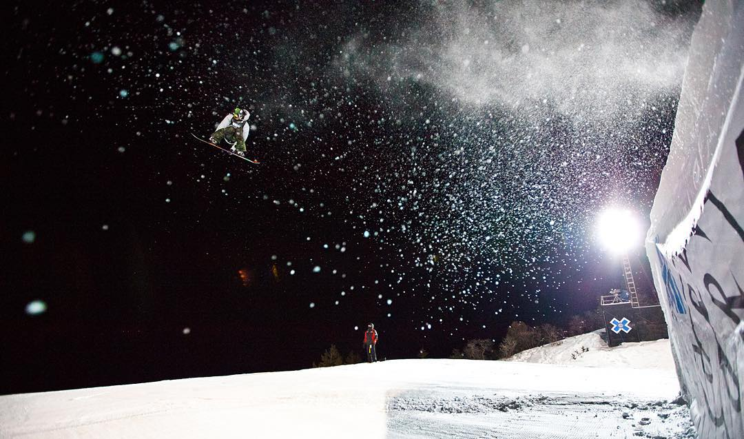 Ep. 4 of @SageKotsenburg's #TheOtherSideProject will go live tomorrow morning on XGames.com!