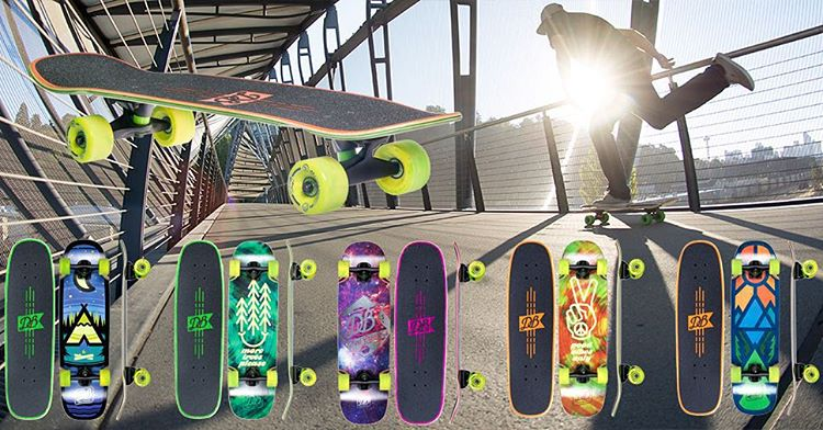 Our Mini Cruisers will be available for purchase at DBlongboards.com tomorrow! These skateboards are available in five different graphics and are highly shredable! #dblongboards #longboard #skateboard #longboarding #dashboards #skateberydamnday