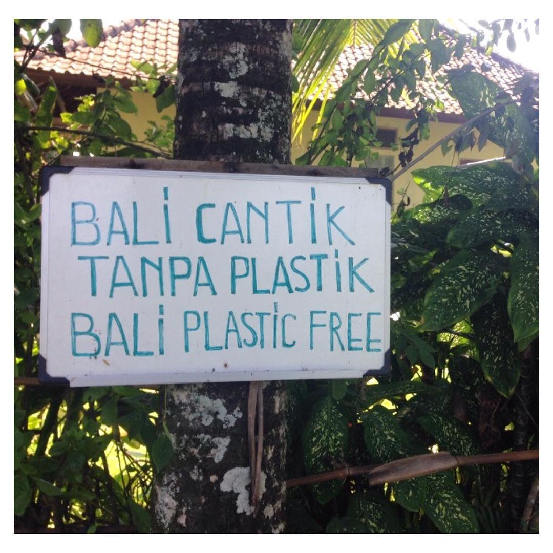 Spotted in Ubud.