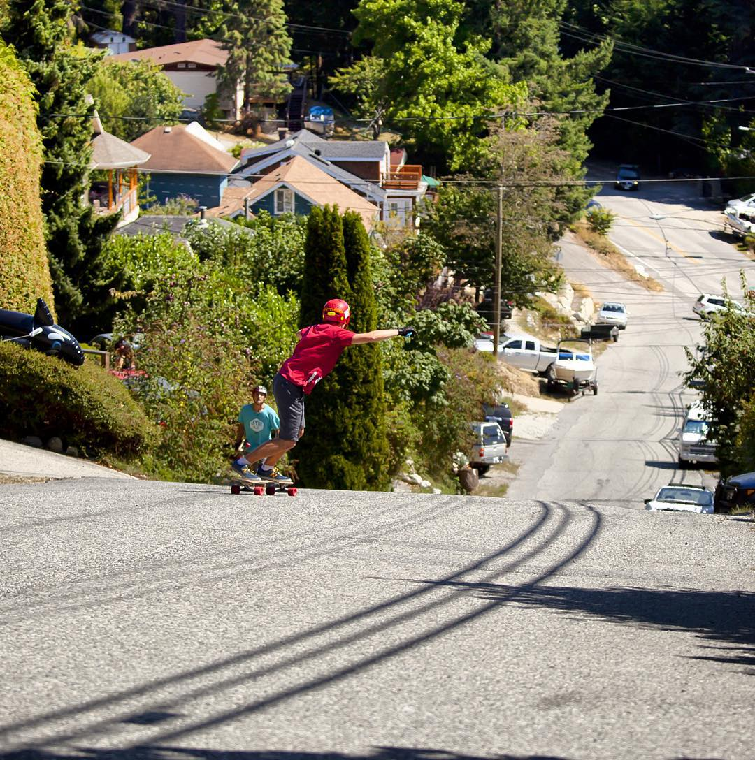 @kurtisscott666 slams down a steep one on his #rayneanthem back in the sunnier and dryer days of summer