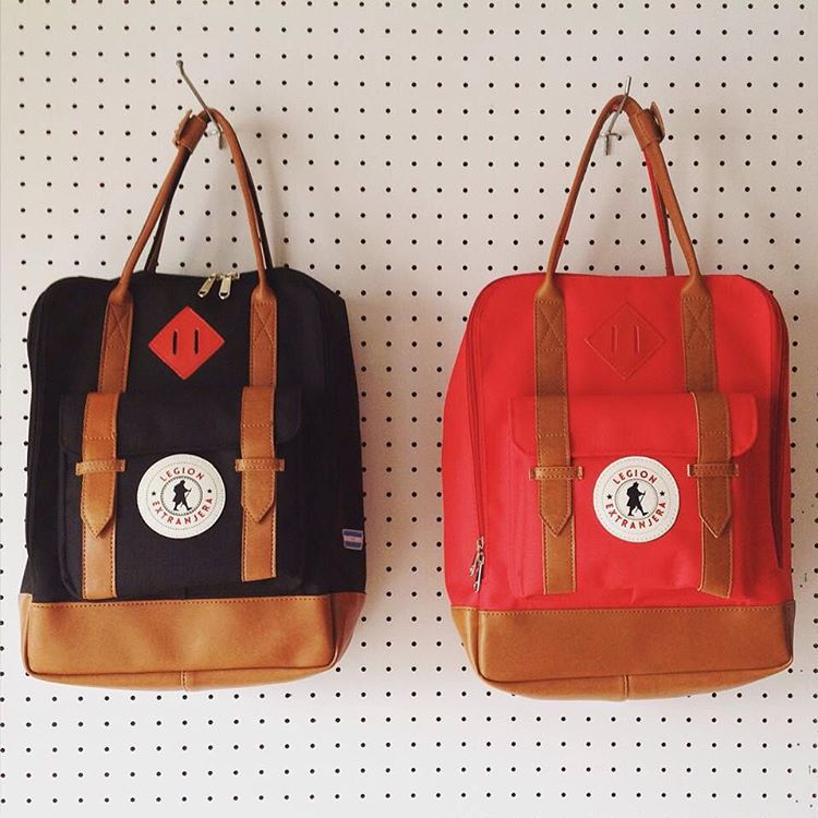 SELMA Backpacks are Here