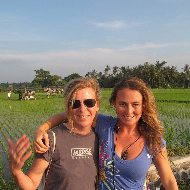 Sooo excited that Dede Gardner and Brad Pitt won best picture Oscar for 12 Years a Slave! It was wild working on Eat Pray Love with them in the village in Bali where I grew up. She is a beautiful, strong woman/producer that has been a great inspiration...