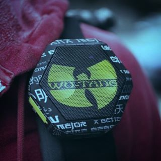 #wutang equipped & ready for