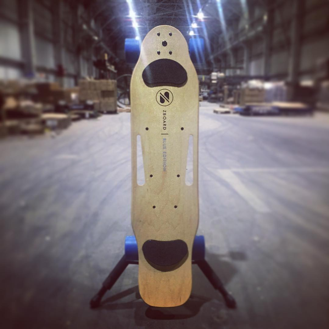 Just found the perfect vertical Z2 stand. #zboard