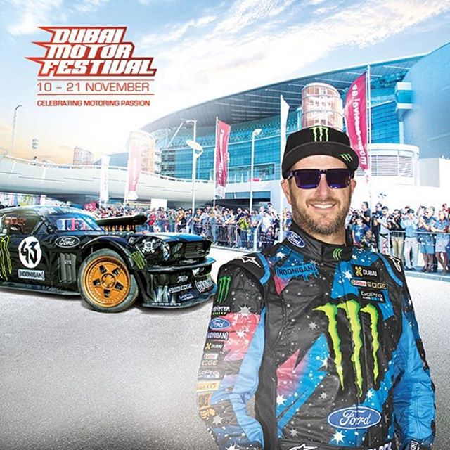 Yo Dubai! Want to see myself and the Hoonicorn slaying tires?? I'm going to be at the @DubaiMotorfest this Friday, doing some demos at the Meydan Racecourse with that 845hp AWD beast. Come through to check it out, the action starts around 1pm! Check...