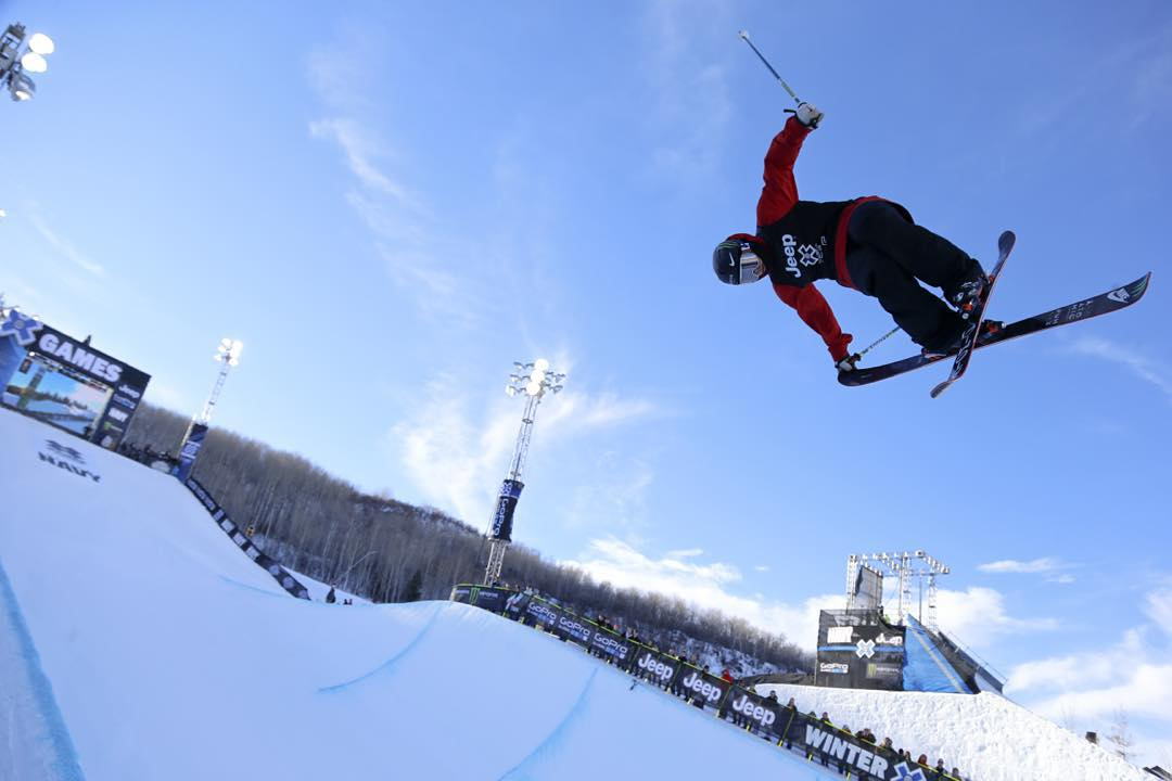 """There is something about #XGames that is larger than life.  It has such a crazy energy.""-@GusKenworthy"