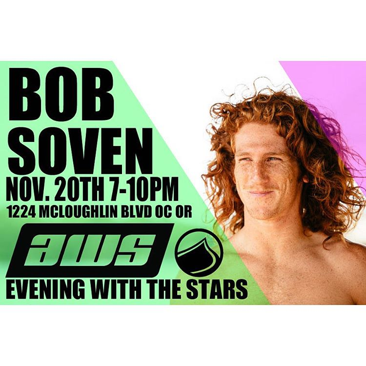 Join @bobsoven at @activewatersports Evening With The Stars tomorrow night!  The #LFnAwesome premiere is guaranteed to be an LF'n good time!  Be there!