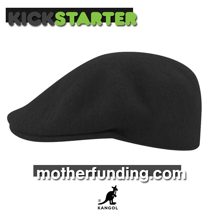 With your support of a $50 pledge, receive an official Made In USA, Wool 504 Cap. This marks the first time ever that the iconic, original Kangol® Cap will be made in the United States.  Be one of the first to own one. #kangol  #motherfunder (link in...