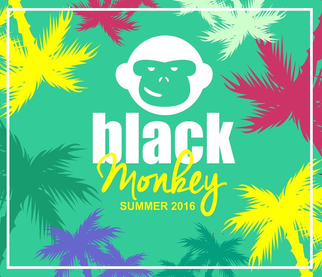 Friday Black Monkey, We start to live the summer