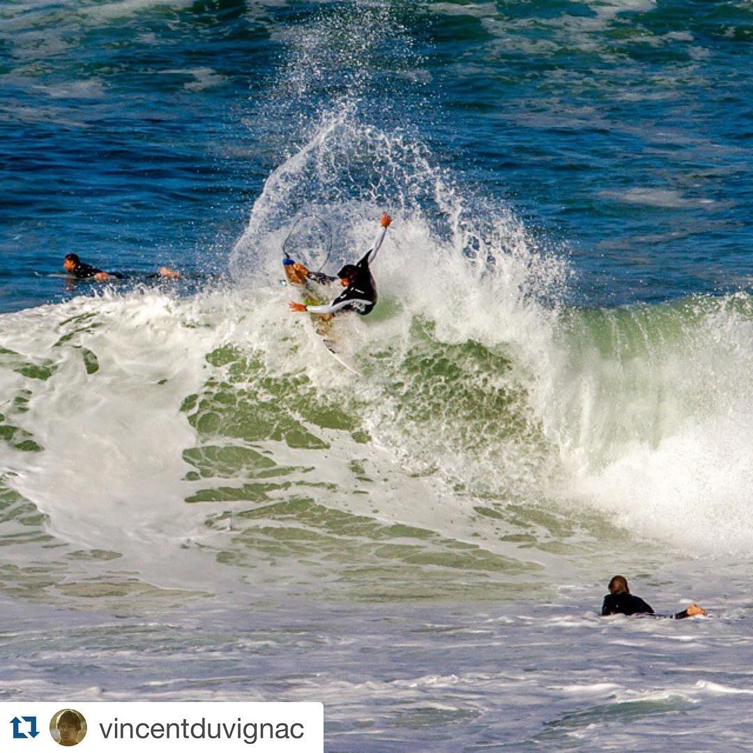 Wave Tribe team rider killing it!